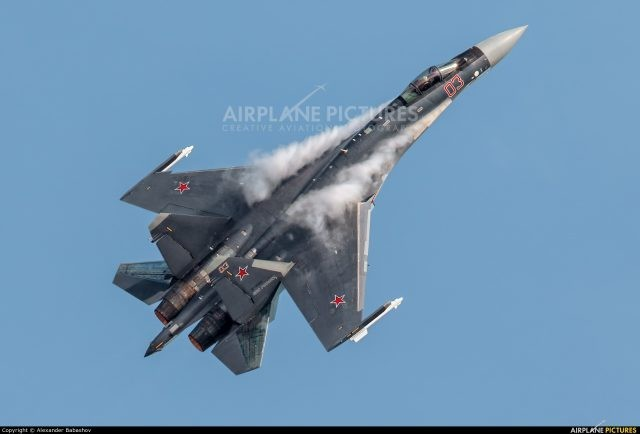 China to take delivery of 10 Sukhoi Su-35 Fighter Jets from Russia
